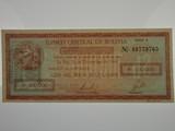 Boliva 1984 100,000 Pesos Bolivianos Banknote in Uncirculated Condition