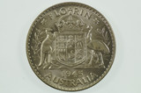 1945 Florin George VI in Uncirculated Condition