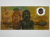 1988 Ten Dollars Johnston / Fraser Second Release Banknote