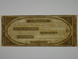 Vermont 1800's Bank of Windsor One Dollar Banknote in EF Condition