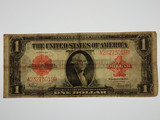 USA 1923 Series One Dollar Banknote in Very Good Condition