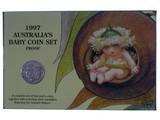 1997 Royal Australian Mint Gumnut Baby Proof Coin Set