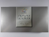 2001 Royal Australian Mint Centenary of Federation 20 Proof Coin Collection