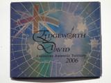 2006 1oz Silver Australian Antarctic Territory One Dollar Proof Coin