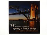 2007 75th Anniv. Sydney Harbour Bridge Five Dollar Fine Silver Proof Coin