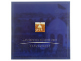 2001 Masterpieces in Silver Champions of Federation Proof Coin Set