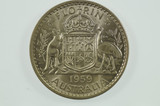 1959 Florin Elizabeth II in Uncirculated Condition