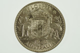 1942 Florin George VI in Uncirculated Condition