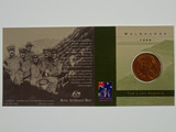 1999 The Last Anzacs One Dollar M Mint Mark Uncirculated Coin