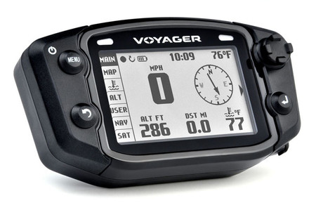 The Trail Tech Voyager.