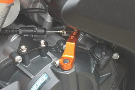 Camel Tank Adventure - KTM 790 1 Finger Clutch Kit