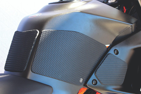 Snake Skin - TechSpec - KTM RC390 Gripster Tank Traction Pads