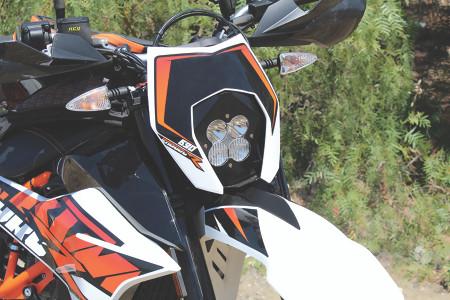 Baja Designs - KTM 690 Enduro / SMC-R (2012-2018) - LED Headlight Assembly
