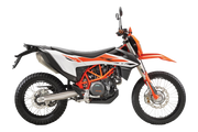 690 Enduro/SMR (2019+) - Stock Air-box/Tekmo Header/Tekmo Duel Core Muffler (Power Map + Ignition Advance)
