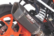 SC Project - KTM 1290 Super Duke R SC1-R Slip-On Exhaust System