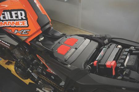 Rottweiler Performance KTM 790/890 Duke Performance Filtered Airbox Lid