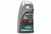 Motorex Power Synth 4T 10W50 100% Synthetic Oil - 1 Ltr