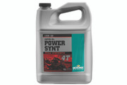 Motorex Power Synth 4T 10W50 100% Synthetic Oil - 4 Ltr