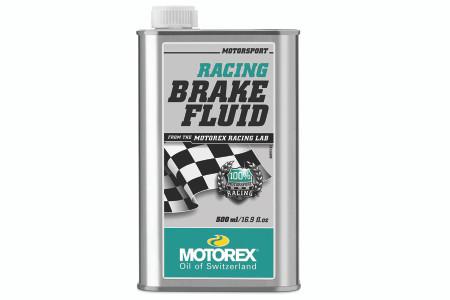 Motorex Racing Brake Fluid - 500ml
