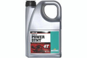 Motorex Power Synth 4T 10W60 100% Synthetic Oil - 4 Ltr