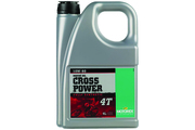 Motorex Cross Power 4T 10W60 100% Synthetic Oil - 4 Ltr