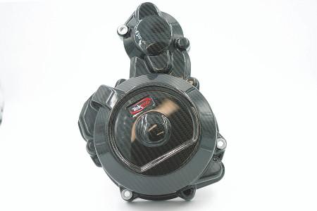 Tekmo Carbon Fiber Stator Cover - KTM 790/890
