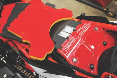 Rottweiler Performance - KTM 790 Adventure Power Plate