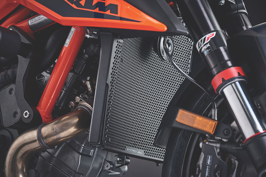 Evotech Performance Radiator Guard to fit KTM 890 Duke R 2020+