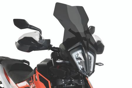 Puig - KTM 790 Adventure Touring Windscreen - DARK SMOKE