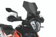Puig - KTM 790 Adventure Touring Windscreen - DARK SMOKE