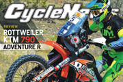 Cycle News - Rottweiler Performance 790 Adventure R - A Wolf In Bear's Clothing