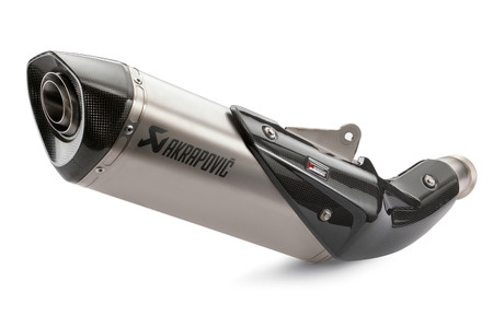 "Akrapovic ""Slip-On Line"" Titanium muffler - KTM 790 Duke"