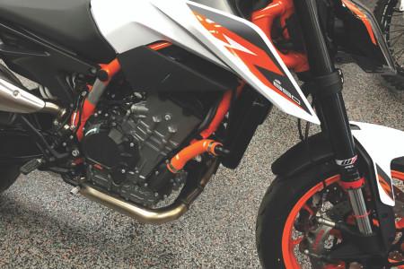 Samco Hose Kit for KTM 890 Duke
