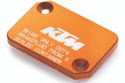 KTM - 390 Adventure Billet Front Brake Reservoir Cover