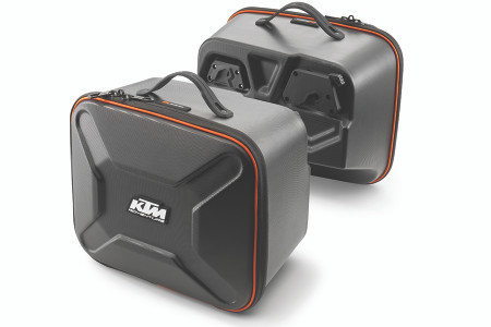 KTM - 390 Adventure Hard Side Bag Set