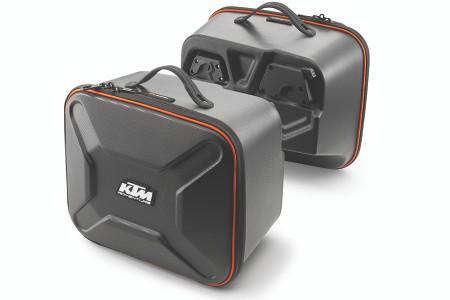 KTM - 390 Adventure Hard Side Bag Set