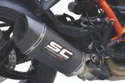 SC Project - KTM 1290 Super Duke R SC1-R Slip-On Exhaust System (2020+)