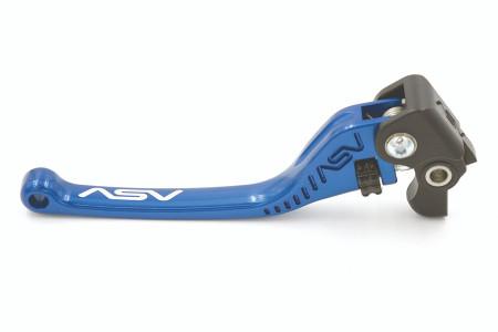 BRF352 Long Version Clutch Lever - BLUE