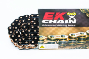 EK Chains 525 ZVX3 Series Street NX-Ring Chain (120) - Black