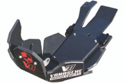 Vanasche - KTM 690 Enduro/SMC - Husky 701 Enduro/SM Poly Skid Plate