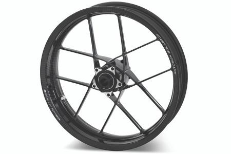 Rotobox 'Bullet' Carbon Wheel - FRONT - Super Duke R/GT