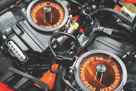 66mm Throttle Body Cap Kit - 1050 - 1290 (ALL)