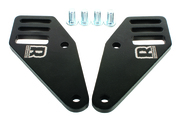 Rottweiler Performance - Passenger Peg Luggage Strap Plate Set - 790 Adventure