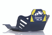 AXP Racing - KTM 690 Enduro/SMC-R (ALL) / Husqvarna 701 Enduro/SM Poly Skid Plate - (BLUE)
