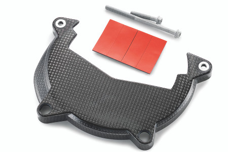KTM LC8 1090-1290 Carbon FIber Clutch Cover Protection