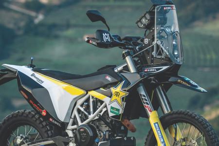 RebelX Sports - Husqvarna 701 Enduro Adventure/Rally Conversion Kit