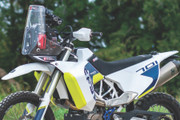 "RebelX Sports - Husqvarna 701 LR ""Long Range"" Adventure/Rally Conversion Kit"