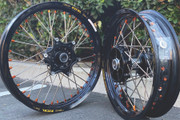 KTM 390 Adventure Custom Wheel Set