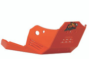 AXP Racing - KTM 390 Adventure Poly Skid Plate - (ORANGE)