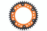 Supersprox Rear Sprocket / 950 - 1290cc - ORANGE